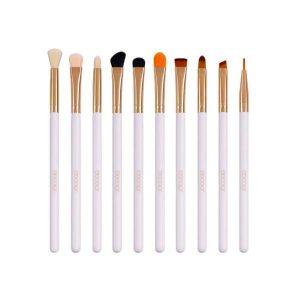 Set 10 pensule machiaj ochi Basic Eyes Makeup