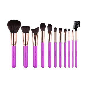 Set 11 pensule machiaj Beauty Essentials Makeup