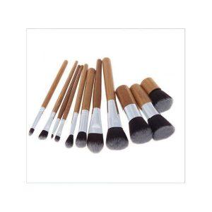 Set 11 pensule pentru machiaj, Beyoutiful ( tip Kabuki)