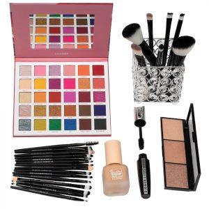 Set Machiaj YUMMY Colors + CADOURI