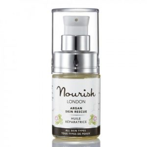 Ulei reparator Nourish London Argan Skin Rescue