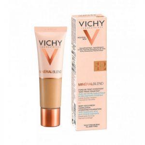 Vichy MineralBlend Fond de ten hidratant acoperire 16h
